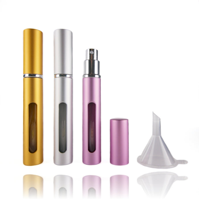 Hummingbird Portable Refillable Atomizer Set B