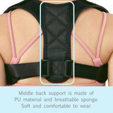 Hummingbird Posture Corrector Back Brace that helps you maintain a straight back, confident look and prevent back pain. Good quality.