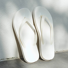 Load image into Gallery viewer, Black & White Flip-flops