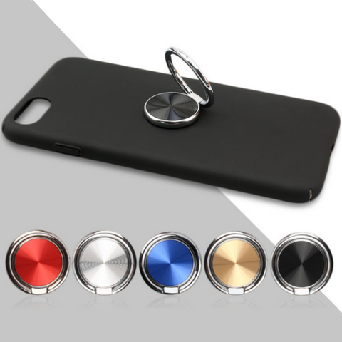 Cellphone Ring Holder Finger Kickstand (5 Colors)
