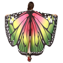 Load image into Gallery viewer, Hummingbird Flowy Butterfly Wings For Adults Kids