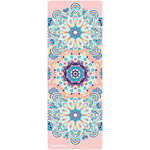 Lotus Flower Foldable Yoga Mat
