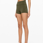 Hummingbird Micro Bike Shorts With Pocket. Made of peached fabric, which is smooth, breathable and sweat absorbent. Perfect workout / yoga wear in Summer