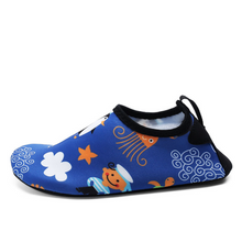 Load image into Gallery viewer, Hummingbird Minimalist Water Shoes For Kids (2 Infant - 4 Big Kid) - Sea