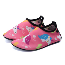Load image into Gallery viewer, Hummingbird Minimalist Water Shoes For Kids (2 Infant - 4 Big Kid) - Unicorn