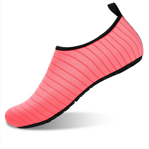 Hummingbird Solid Color Minimalist Water Shoes For Adults Kids