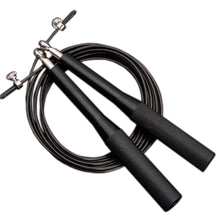 Load image into Gallery viewer, Omnidirectional Bearing Jump Rope Set - Black