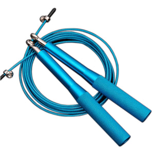 Omnidirectional Bearing Jump Rope Set - Blue