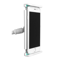 Load image into Gallery viewer, Hummingbird Tablet and Phone Holder made of aerospace aluminum alloy