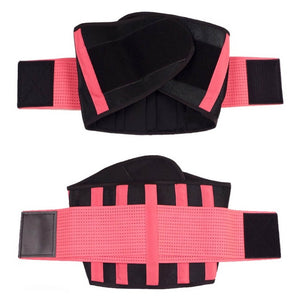 Hummingbird Elastic Velcro Gym Belts stabilize your torso and improve lifting safety by engaging and activating your abs. Protects and strengthens your back with comfortable built-in boning stripes. Reduces back pain and helps you perform fitness workouts better.
