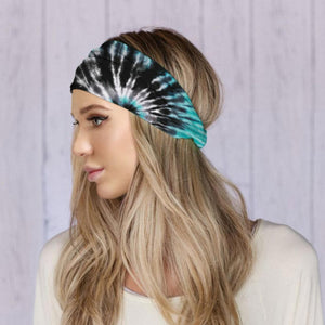 Hummingbird Tie Dye - C Print Multifunctional Headband offers a secure fit to hold your hair back, and along with moisture-wicking fabric, allows you to stay fresh and focused on your workout. Perfect for all sorts of workout activities. Also suitable for daily wear as a hair band, head wrap, bandana, face cover, morning makeup and nighttime moisturizing. This Tie Dye Print Multifunctional Headband is lightweight, breathable, odor control, stretchy and soft.