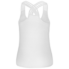 Load image into Gallery viewer, Hummingbird Party Pug Strappy Crisscross Tank Top