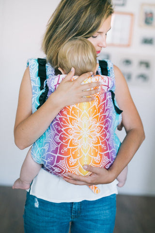 Baby Carrier - Lenka 4ever Mandala - Day