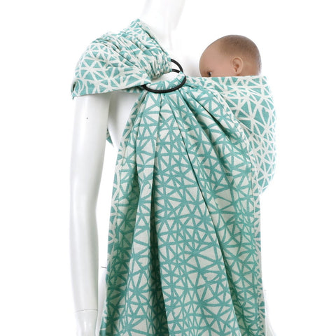 Daiesu Ring Sling Sweetheart Emerald