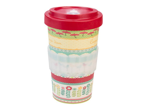 TAZZA IN BAMBOO CARPE DIEM 500ML