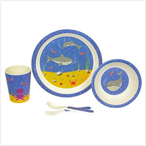 Set pappa Bamboo Sea - Cuoreinfascia
