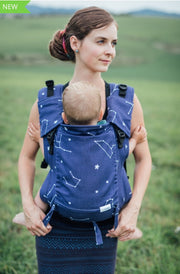 Baby Carrier - Lenka 4ever Constellations - Cuoreinfascia