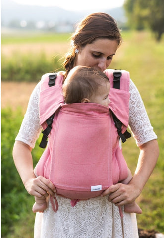 Baby Carrier - Lenka 4ever Pink