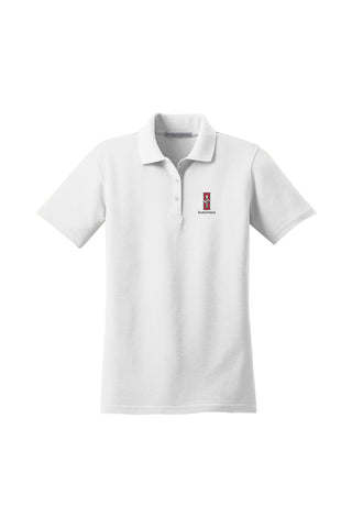 Girls Short Sleeve Polo