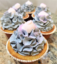 Load image into Gallery viewer, Dozen Purple Rain Velvet Cupcakes