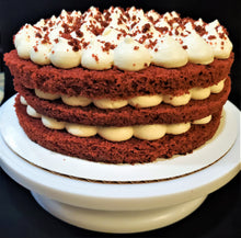 Load image into Gallery viewer, Classic Red Velvet Traditional Cake 8 Inch