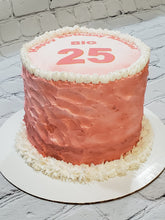 Load image into Gallery viewer, Pretty Pink and Perfect Birthday Cake