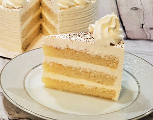 Happy Birthday Tres Leches Cake