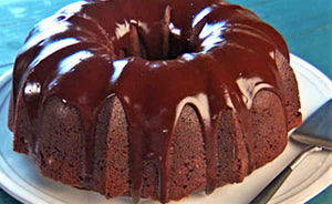 Chocolate Bundt Cake Pound Cake