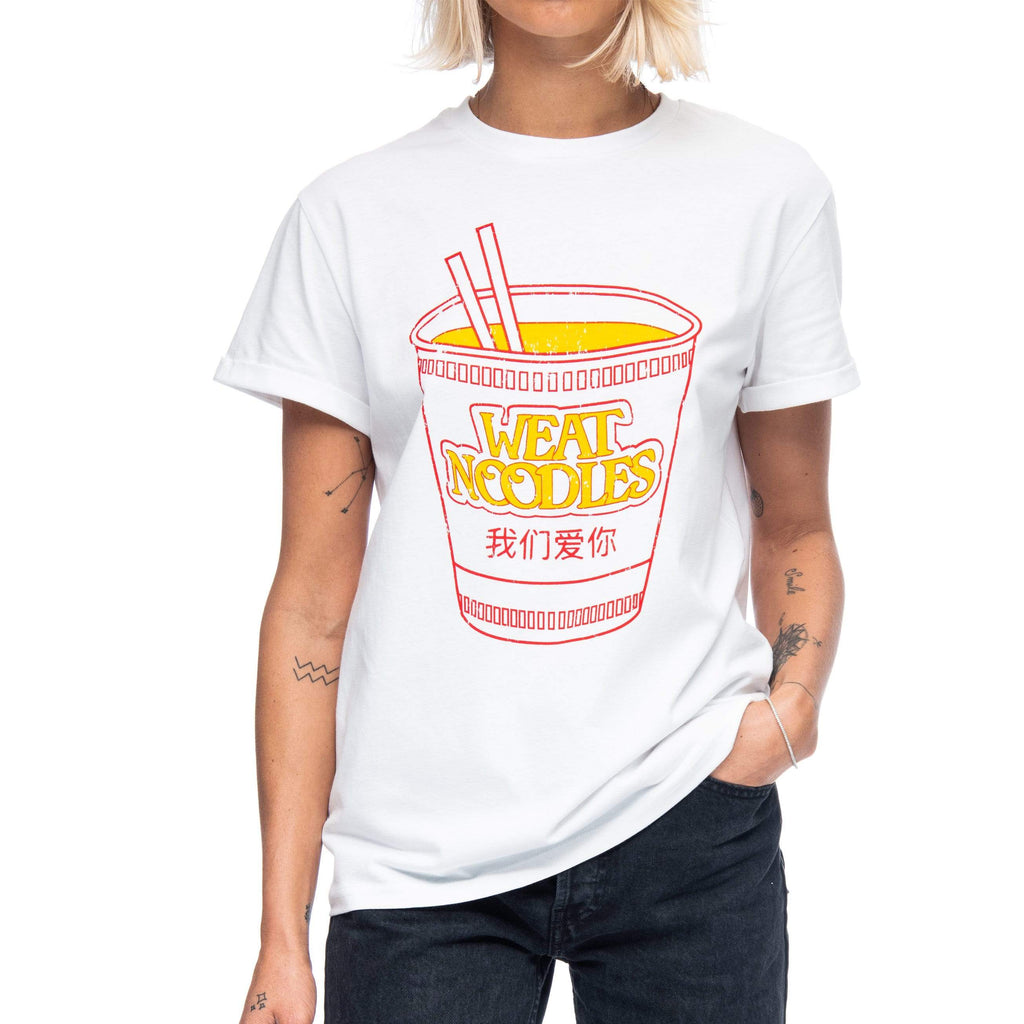 We Eat Avocado Toast T-Shirts Tee WEAT Noodles