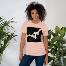 Load image into Gallery viewer, Joy Seeps In Short-Sleeve Unisex T-Shirt