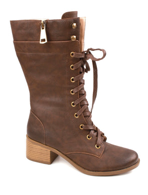 Confidence 4 (brown)