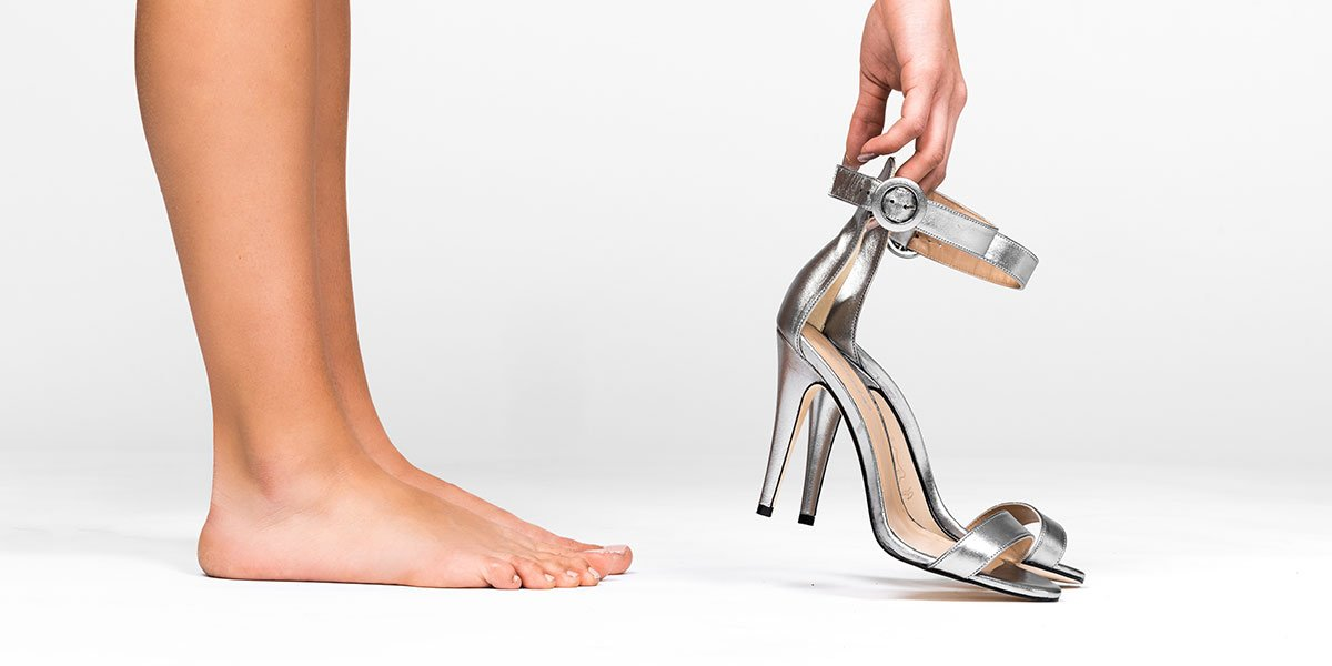 Woman shoes made to measure