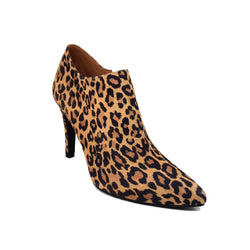 MALISO Leopard Leather Suede