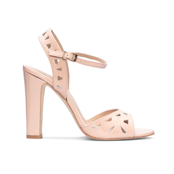 NIAGARA Nude Leather Patent