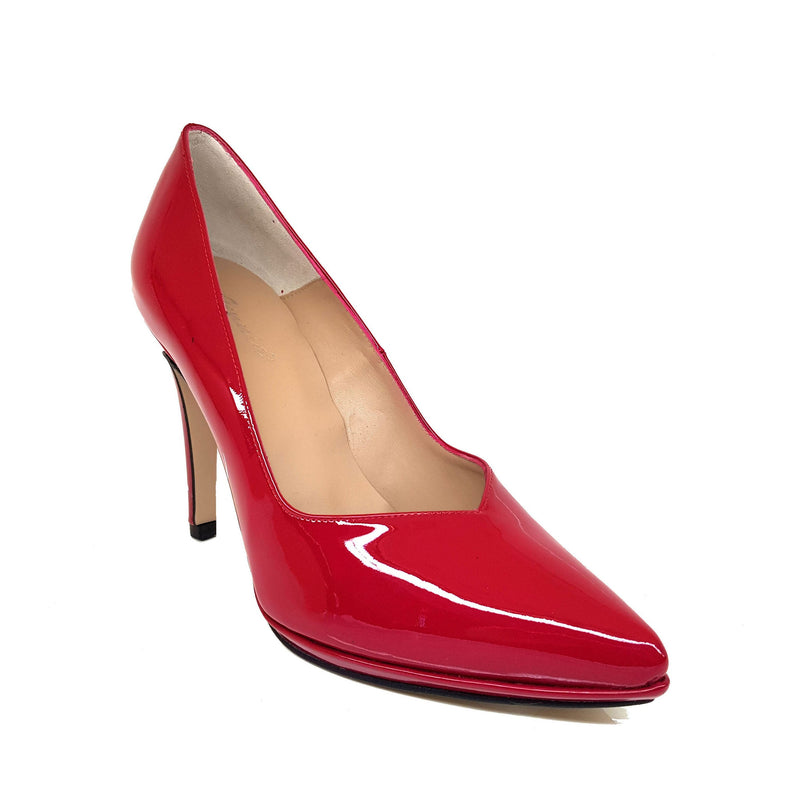 MERCURY Patent Leather Red