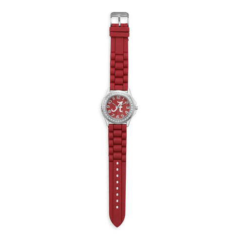 Collegiate Licensed University of Alabama Ladies' Fashion Watch