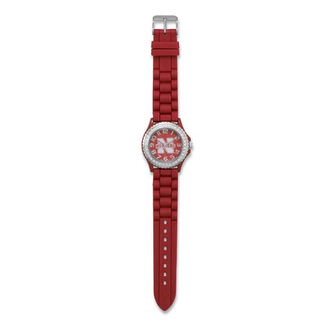 Collegiate Licensed University of Nebraska Ladies' Fashion Watch