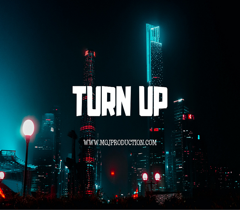 Turn Up - Dark Hip-Hop Beat Instrumental 2019