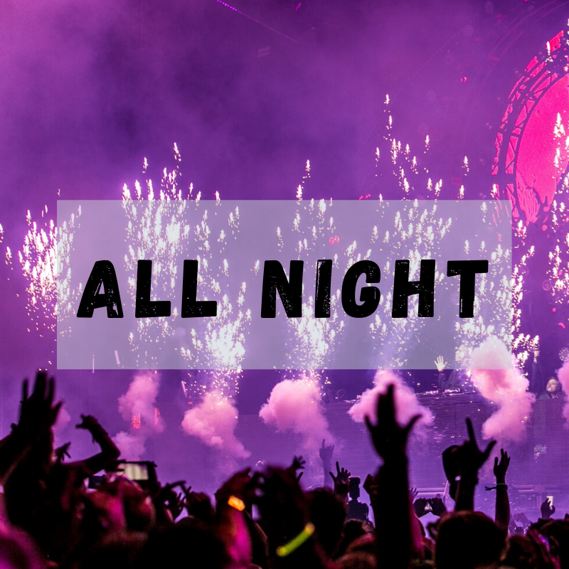 All Night - Club Hip-Hop Trap Beat 2020