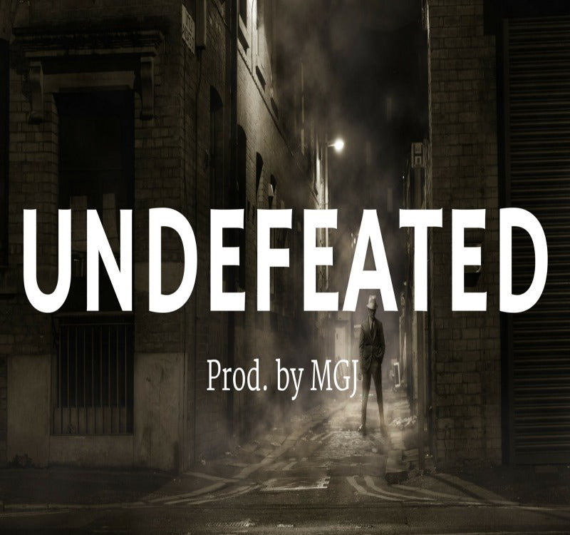 Undefeated - Dark Hip-Hop Instrumental