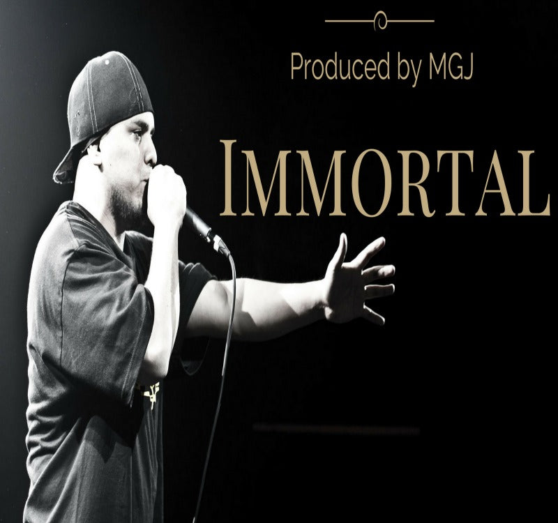Immortal - Gangsta Hip-Hop Beat