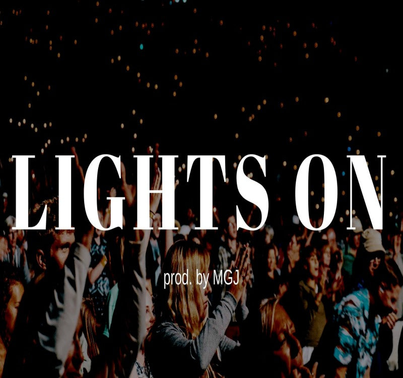 Lights On - Electro House Dance Club Beat