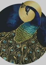Peacock #12 DIY 5D Diamond Painting Cross Stitch