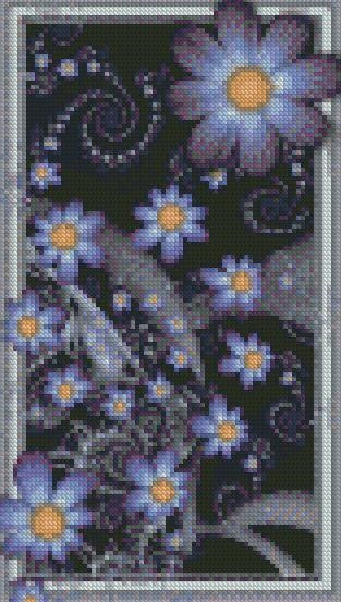 Floral Explosion DIY 5D Diamond Painting Cross Stitch