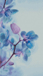 Flower #39 DIY 5D Diamond Painting Cross Stitch