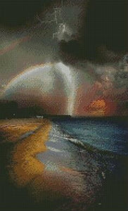 Beautiful Storm DIY 5D Diamond Painting Cross Stitch