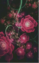 Electric Roses DIY 5D Diamond Painting Cross Stitch