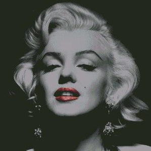 Marilyn Monroe DIY 5D Diamond Painting Cross Stitch