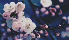 Blooming Cherry Tree #2 DIY 5D Diamond Painting Cross Stitch