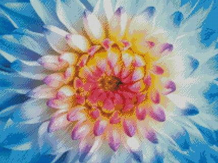 Bright #2 DIY 5D Diamond Painting Cross Stitch